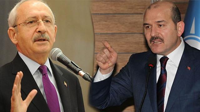 Bakan Soylu'dan Kılıçdaroğlu iddiası