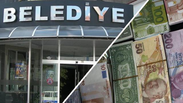Belediyelerin borçları açıklandı