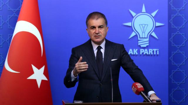 AK Parti Sözcüsü Çelik'ten seçim açıklaması