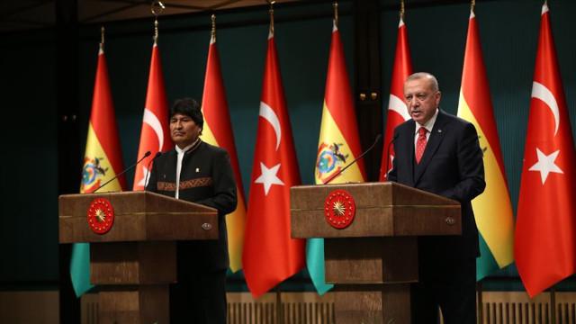 Cumhurbaşkanı Erdoğan: Dünyada aşırı sağın yükselişinden endişe duyuyoruz