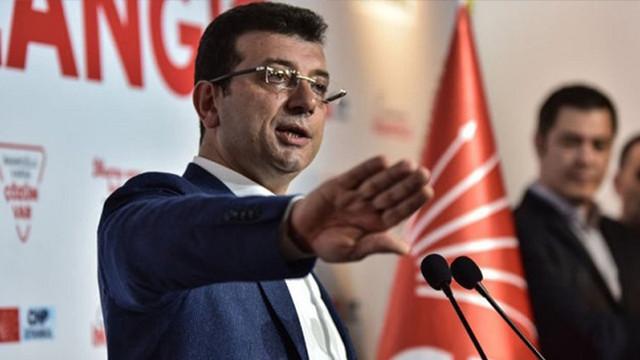 İmamoğlu'ndan seçim iptali açıklaması