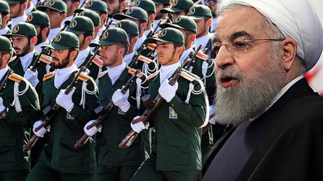İran 'resmen' hepsini terörist ilan etti!