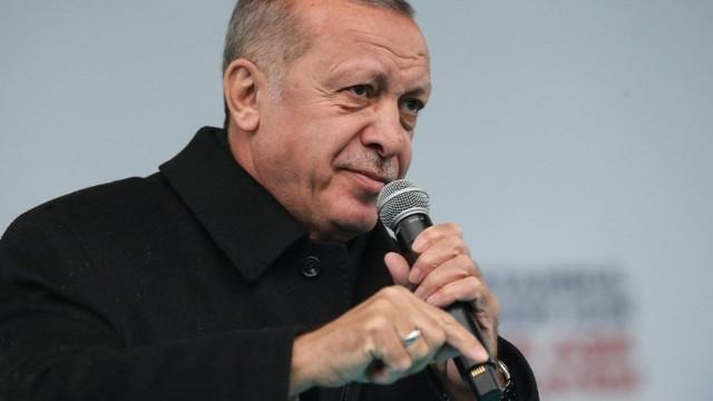 Cumhurbaşkanı Erdoğan: FETÖ'yü kurumlarımızdan tam olarak temizleyemediğimizi düşünüyorum