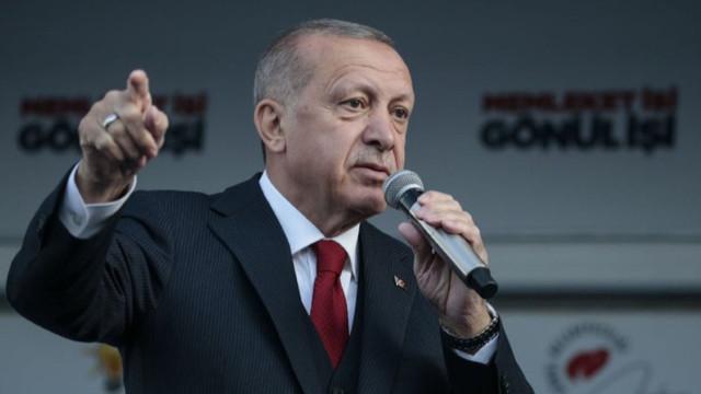 Erdoğan'dan seçim usulsüzlüğü yorumu