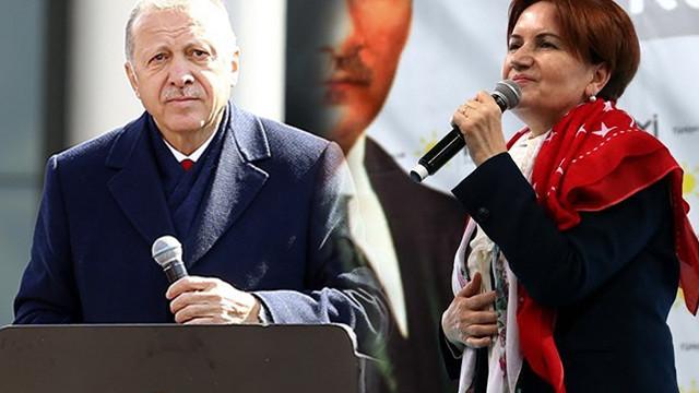 Akşener'den Erdoğan'a: Milletin iradesine saygı gösterecek bir tavır koymalıdır