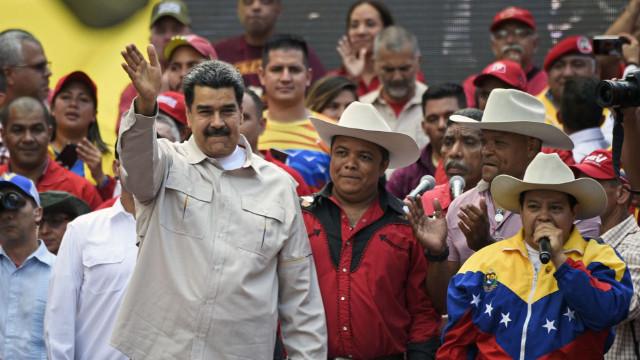Maduro'dan ABD'li Pence'in benzetmesine yanıt: Hitler karşı tarafta