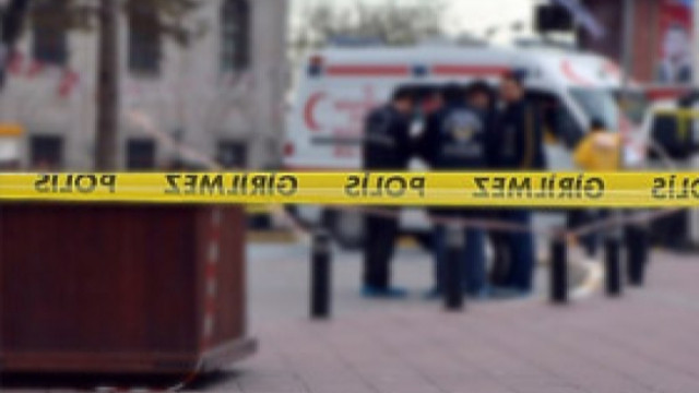 Malatya'da bir kadın sokak ortasında kendini vurdu
