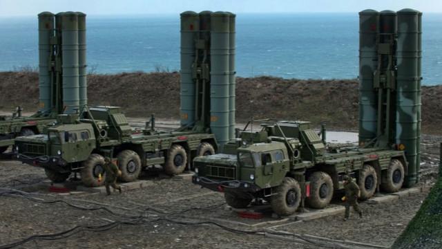 ABD'den Türkiye açıklaması:  Eğer S-400'leri alırlarsa…