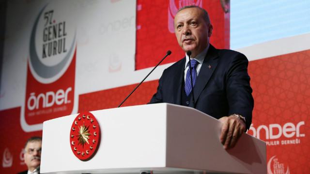 Cumhurbaşkanı Erdoğan'dan Karamollaoğlu'na Çamlıca Camii yanıtı