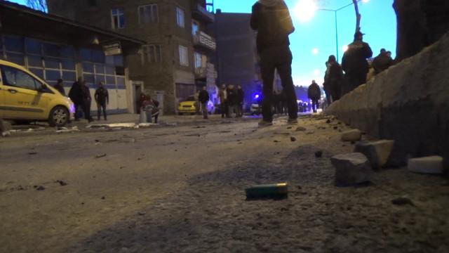 Erzurum'da kız alma kavgası: 7 gözaltı