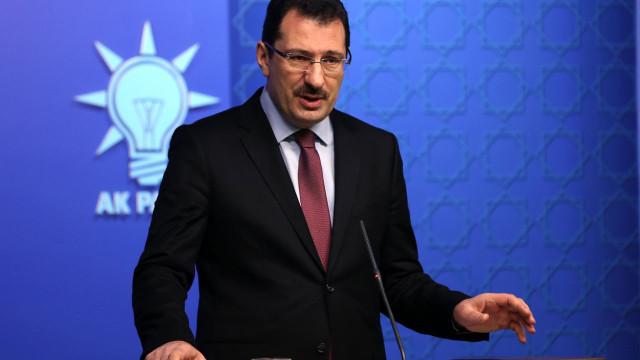AK Parti'li Yavuz: İtiraz dilekçelerimizi YSK'ya teslim edeceğiz.