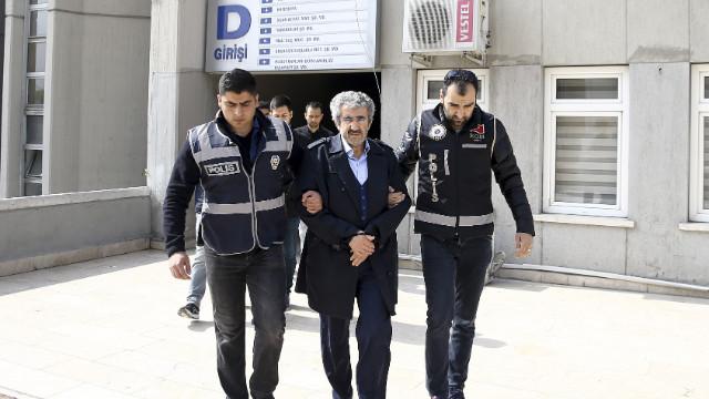 Eski ÖSYM Başkanı Ali Demir, ikinci kez adliyeye getirildi