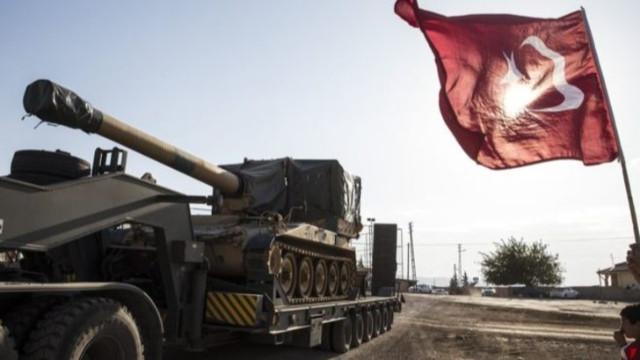 Terör örgütü YPG/PKK, Afrin'de Türk Silahlı Kuvvetlerinin konuşlu olduğu noktaya saldırdı