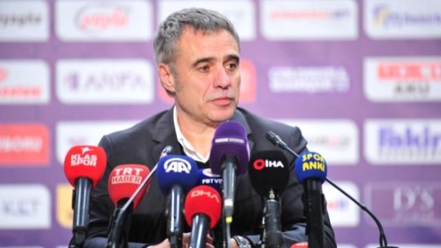 """Ersun Yanal: """"Belki de Galatasaray'ı şampiyonluktan ettik"""""""
