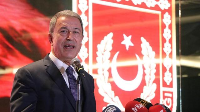 Hulusi Akar'dan S-400 açıklaması: Türkiye'nin ulusal kararıdır