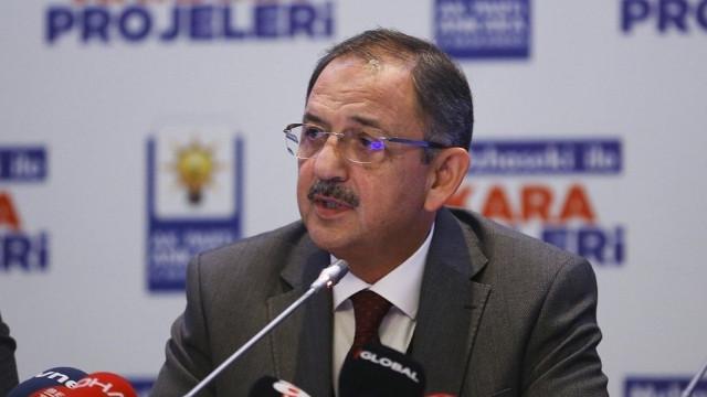 Özhaseki seçim sonuçlarını değerlendirdi: Ankara ve İstanbul'u yeniden saysalar...