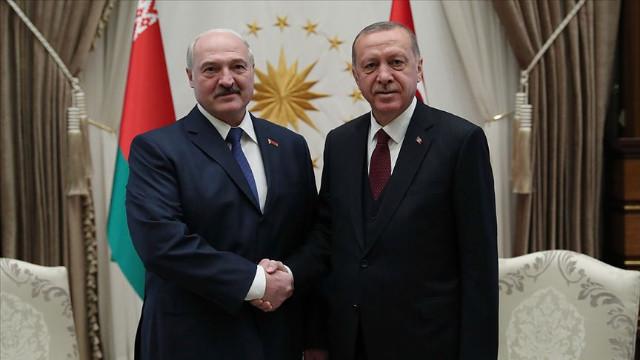 Cumhurbaşkanı Erdoğan: Belarus FETÖ ile mücadelede bizi yalnız bırakmadı