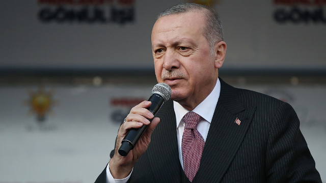 Erdoğan: Dönem birlik ve beraberliğimizi perçinleme dönemidir