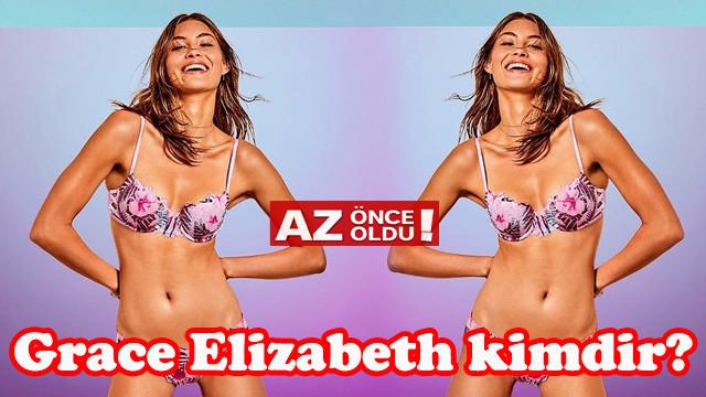 Grace Elizabeth kimdir, kaç yaşında, Instagram adresi ne, vücut ölçüleri ne?