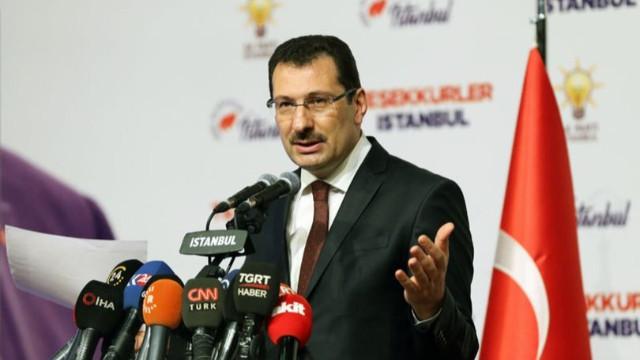 AK Partili Yavuz: Usulsüzlükler kasıtlı ve organizeli bir şekilde yapılmıştır