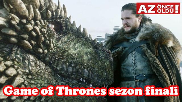 Game of Thrones finalinde ne olacak? Game of Thrones tatili