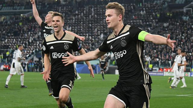 Ajax Juventus'u devirdi Şampiyonlar Ligi'nde destan yazdı