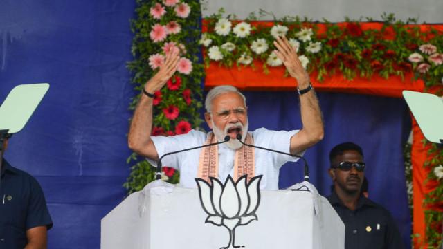 Hindistan Başbakanı Pakistan'a meydan okudu: Tüm nükleer bombaların anasına sahibiz