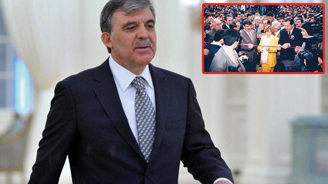 Abdullah Gül'den yıllar sonra gelen FETÖ itirafı