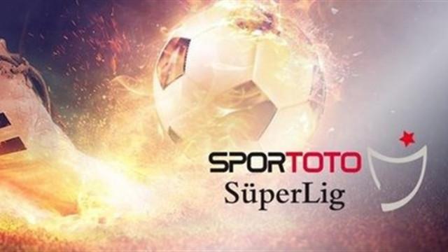 Süper Lig'de bu hafta hangi maçlar var?
