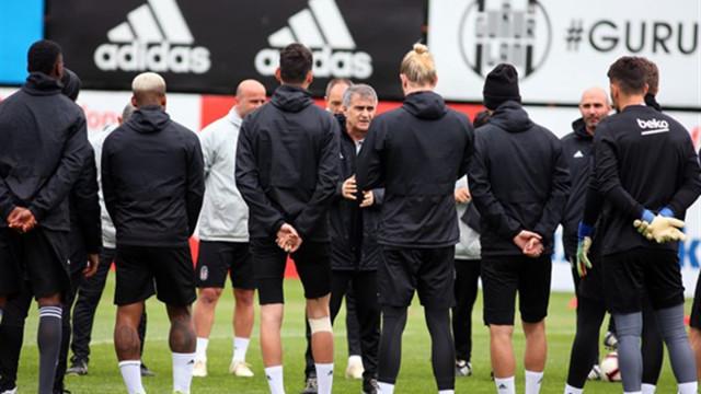 Beşiktaş'ta sezon sonu 7 oyuncunun bileti kesildi!