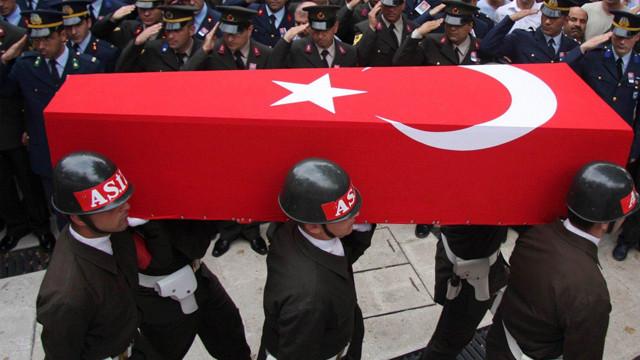 İzmir'de bir asker şehit oldu