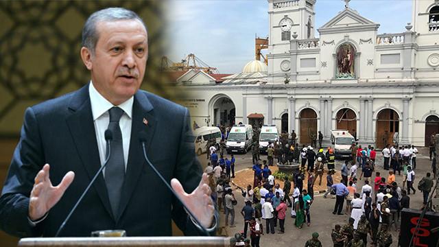 Cumhurbaşkanı Erdoğan'dan Sri Lanka mesajı