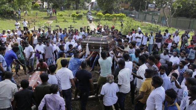 Sri Lanka'daki terör saldırılarını DEAŞ üstlendi