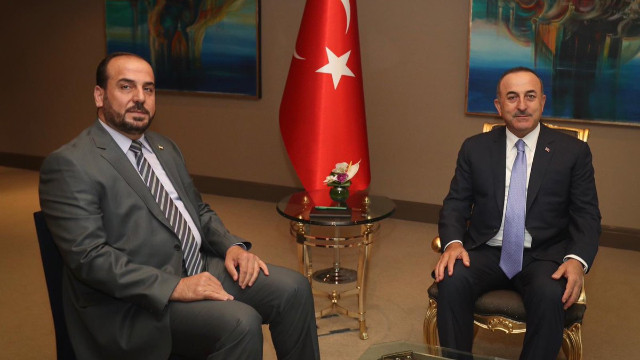 Bakan Çavuşoğlu'ndan Suriye açıklaması