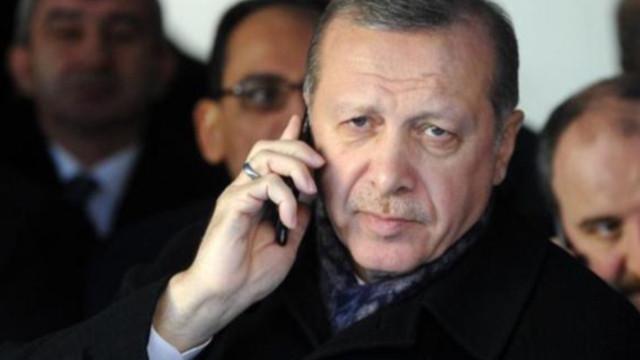 Cumhurbaşkanı Erdoğan, Azerbaycan ve Özbekistan Cumhurbaşkanları ile görüştü