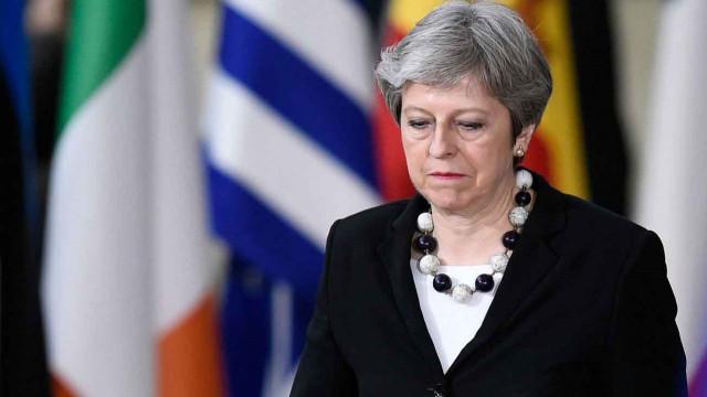 Theresa May'in istifa etmesi bekleniyor!