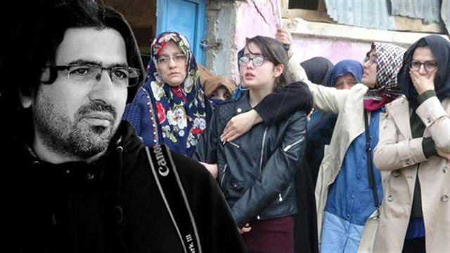 AA Muhabiri Abdülkadir Nişancı'nın cenazesi toprağa verildi.