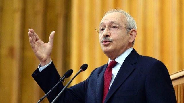 Kılıçdaroğlu: Cumhuriyet tarihinde ilk kez bu millet patates, soğan kuyruğuna girdi