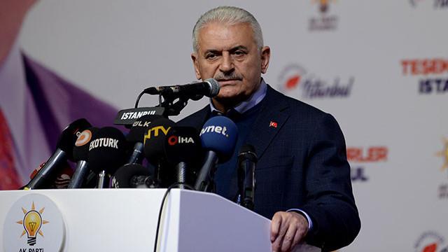 Binali Yıldırım'dan İstanbul'a yeni vaatler!