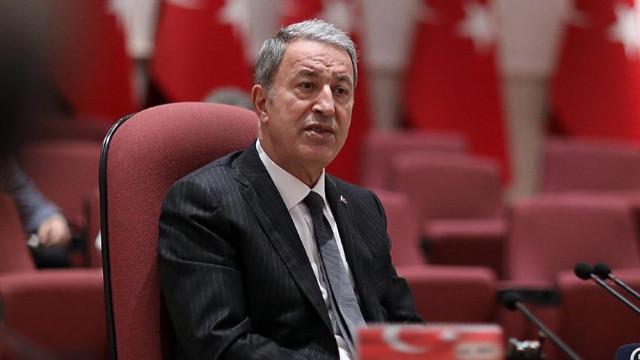 Bakan Akar, CHP, MHP ve İYİ Parti'yi ziyaret edecek!