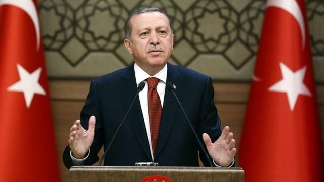 Cumhurbaşkanı Erdoğan taziye telgrafı gönderdi