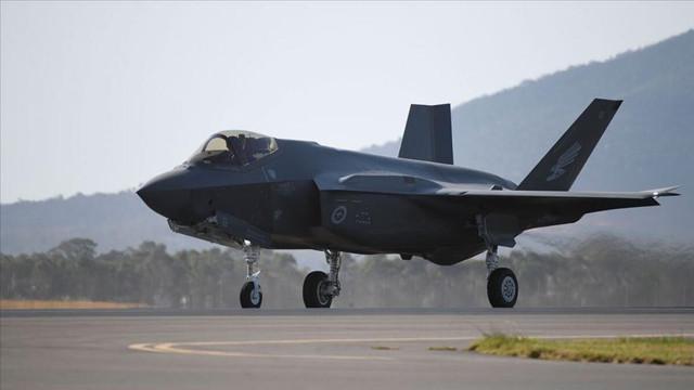 Pentagon'dan F-35 açıklaması:Bazı faaliyetleri durdurduk