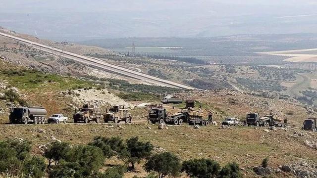 İdlib'de Suriye ordusundan Türk askerine saldırı