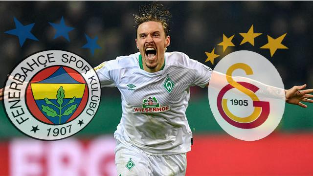 Galatasaray Fenerbahçe arasında transfer rekabeti