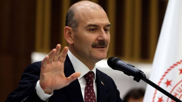 Soylu'ndan S-400 değerlendirmesi: Türkiye'nin bağımsızlığına bir kat daha katkı sunacağız