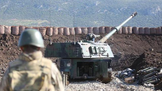 Suriye ordusu TSK gözlem noktasını vurdu