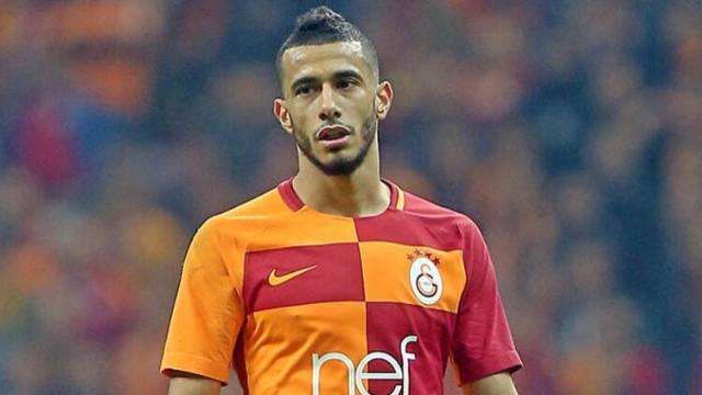 Belhan'da Galatasaray'da kalacak mı?