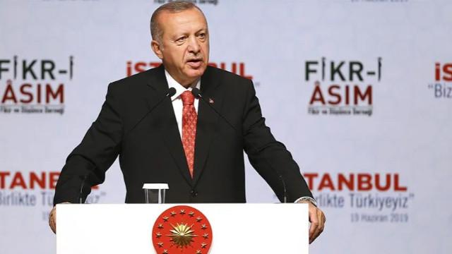 Cumhurbaşkanı Erdoğan: Bu milletin valisine it diyen bu milletin evladı olamaz