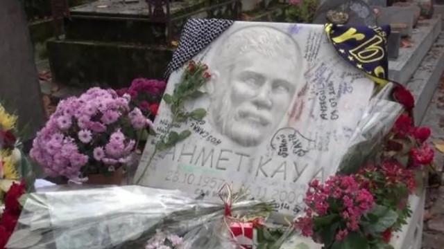 Cumhurbaşkanı Erdoğan: Ailesi isterse Ahmet Kaya'nın mezarını Türkiye'ye getiririz