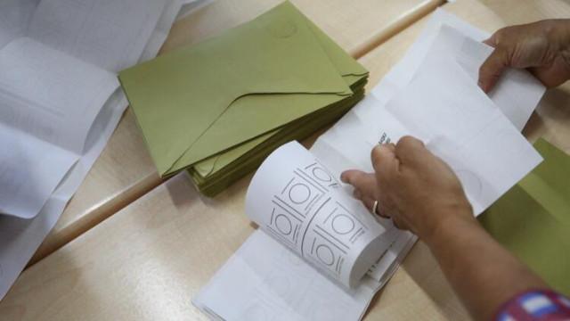 İl seçim Kurulu resmi olmayan sonuçları açıkladı